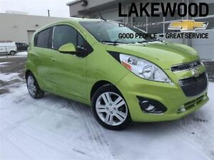 2013 Chevrolet Spark 1LT Auto (Bluetooth, Colored Touch Screen)