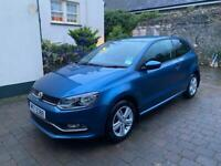 2017 Volkswagen Polo Match Edition 1.0l