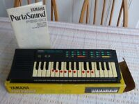 Yamaha PSS 30 keyboard - child size