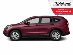 2016 Honda CR-V EX *AWD *Bluetooth *Sunroof