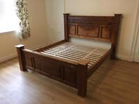 Super King Size Bed - larger than double/single/bunk/queen and no mattress included