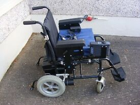 Enigma Powered Wheelchair