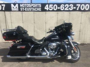 2011 Harley-Davidson FLHTK Electra Glide