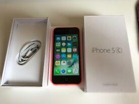 iPhone 5C Pink 35GB