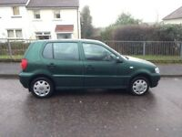 2001 Volkswagen Polo (Low mileage)