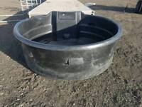 Paxton horse cattle cow 2046 litre water trough tank livestock tractor farm