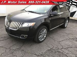 2013 Lincoln MKX Automatic, Navigation, Leather, Sunroof, AWD