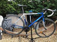 BTwin 6061 racer/road bike.