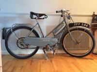 RM1 Raleigh moped