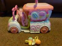 My Little Pony Ice cream van