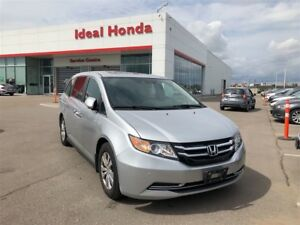 2014 Honda Odyssey EX-L| LEATHER| BLINDSPOT & BACKUP CAM| PWR DO