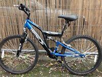 "24 "" mountain bike as new"