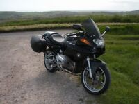BMW R1100S LONG MOT LOW MILES EXTRAS
