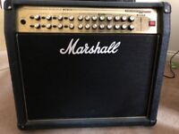 Marshall Valvestate VST100 and Footswitch