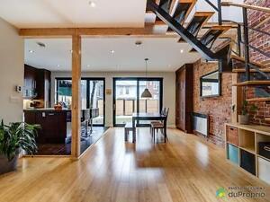 989 000$ - Maison 2 étages à vendre à Le Plateau-Mont-Royal