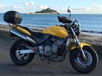 FAST SALE: Honda Hornet CB600 2002 yellow - good condition, runs great, need to sell to upgrade