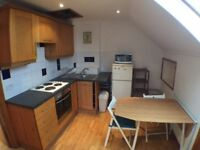 Lovely compact 1 bed loft flat for single person - most bills included