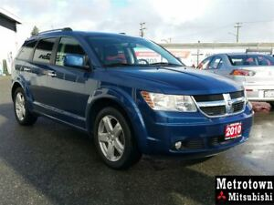 2010 Dodge Journey R/T; All-Wheel Drive! New tires!