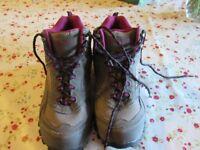 Women's Walking Boots - new