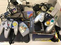 Nintendo retro bundle snes nes n64 GameCube