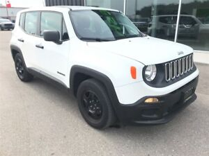 2015 Jeep Renegade Sport, Back Up Camera, Bluetooth, and more