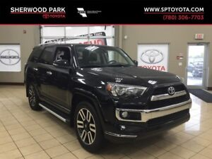 2016 Toyota 4Runner Limited-7 Passenger W/ Ext. Warranty