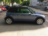 Mini one convertible clean car