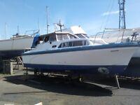 Fishing boat/cruiser