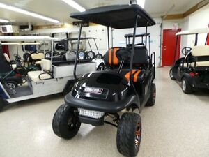 2012 club car Precedent ELECTRIC GOLF CART  BRAND NEW BATTERIES Belleville Belleville Area image 3