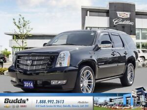 2014 Cadillac Escalade SAFETY AND RECONDITIONED