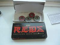 scotter bearings redz x 4 new
