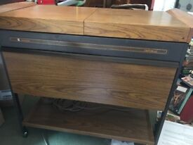 Hostess trolley, works well, buyer collects,Imperial model, good when cooking for larger numbers