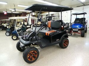 2012 club car Precedent ELECTRIC GOLF CART  BRAND NEW BATTERIES Belleville Belleville Area image 1