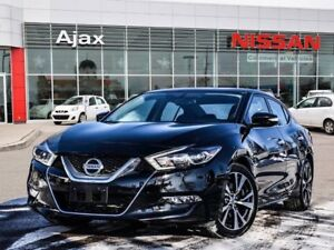 2016 Nissan Maxima 3.5 SV CVT Leather*Navigation*Heated Seats