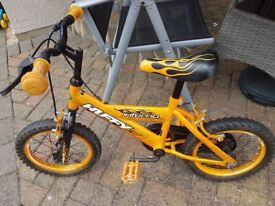 Toddlers bicycle for sale