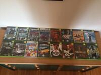 Lot de jeux xbox original prix pour lot ou individuel