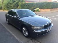 BMW 7 series 730d Diesel Auto salon full service