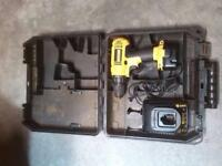 Dewalt dc 727 cordless drill and charger