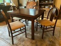 John Lewis Extendable Dining Table & Six Chairs
