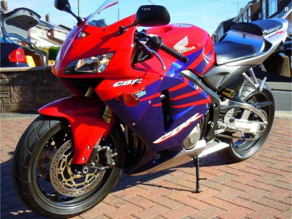 Cbr600rr Rr5 Price Reduced In St Helens Merseyside Gumtree