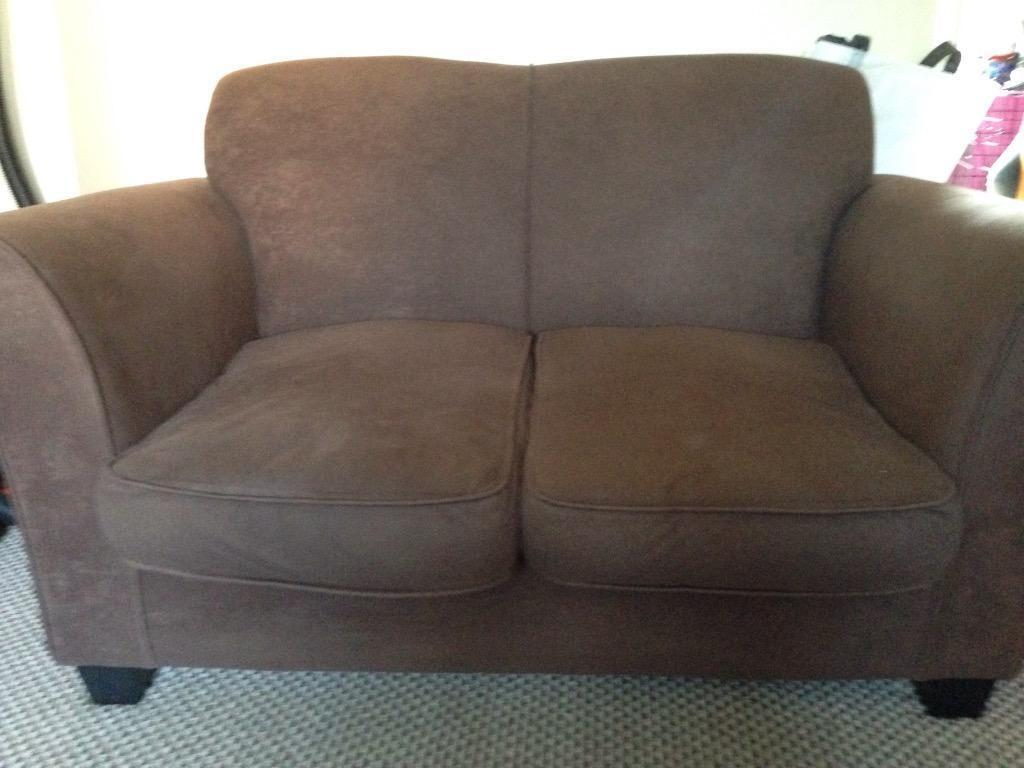 Sofas for sale 2 3 seater chocolate brown fabric sofas for Fabric sofas for sale