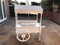 Candy cart for hire around the worksop area