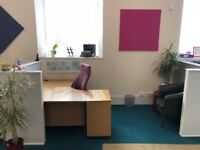 Co-Working Office Pod - Central Elgin - Fibre Wifi, All Bills Included - £200pcm