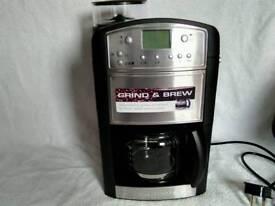 Bean ti cup coffee machine
