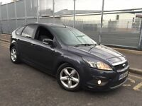 FORD FOCUS 1.6 ZETEC CLIMATE = NEWER SHAPE = 2009 REG = LOW MILEAGE = £2790 ONLY =
