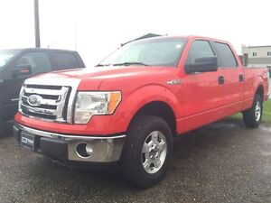 2011 Ford F-150 XLT 4X4  Power Seat & Pedals, Back up Camera & S