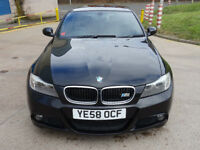 BMW 3 SERIES 2.0 320D M SPORT 4d AUTO 175 BHP SERVICE RECORD + PARKING SENSORS