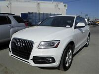 2013 Audi Q5 2.0T Premium | Sunroof | Leather!!