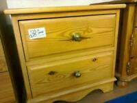 Bedside drawers #29493 £25