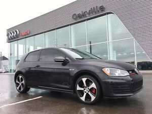 2016 Volkswagen Golf GTI 3-Dr 2.0T 6sp